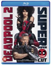 DVD cover van Deadpool 2 (Blu-ray)