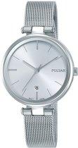 Pulsar PH7461X1 horloge dames - zilver - edelstaal