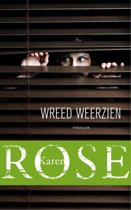 Boek cover Wreed weerzien van Karen Rose (Onbekend)