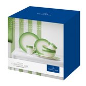 Villeroy & Boch Colourful Life Green Apple Set For Me & You