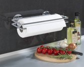 Wenko Turbo-Loc keukenrolhouder