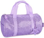 Sparkalicious Small Duffle (Paars)
