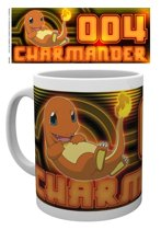 Pokémon Pokemon Charmander Glow - Mok