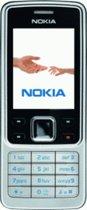 Nokia 6300 - Zilver