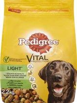Pedigree Droog Light -  Kip - Hondenvoer - 2.2 kg