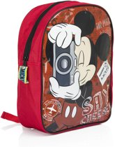 4010bd9cb38 Mickey mouse rugzak ' Say Cheese '
