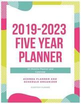 2019-2023 Five Year Planner