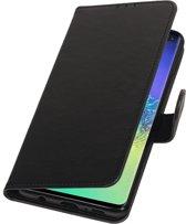 Samsung Galaxy S10 Plus Zwart | Premium bookstyle / book case/ wallet case  | WN™