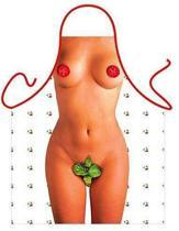 Benza Schort Tomato and Basil - Sexy/Leuke/Grappige/Mooie Keukenschort