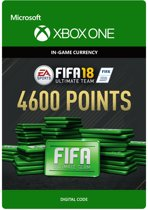 FIFA 18: Ultimate Team -  4.600 Points - Xbox One