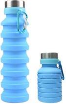 Drinkfles - Plastic Fles - Kunststoffe Fles - Sportfles - Compacte Fles - Herbruikbare Fles - Camping Fles - Luxe Fles - Compacte Bidon
