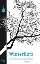 Winterflora bomen en struiken