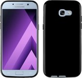 MP Case zwart back cover voor Samsung Galaxy A5 2017 Achterkant/backcover
