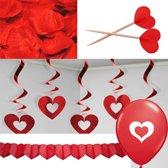 Valentijnspakket compleet