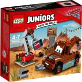 LEGO Juniors Cars 3 Takels Sloopterrein - 10733