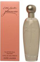MULTI BUNDEL 2 stuks PLEASURES Eau de Perfume Spray 100 ml