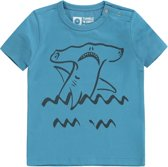 Tumble 'n dry Jongens T-shirt Atijs - Cendre Blue - Maat 80