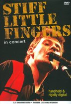 Stiff Little Fingers - Handheld & Rigidly Digital
