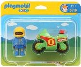 Playmobil 123 Motorfiets - 6719