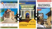 Reisgids Ohrid Macedonië 2017 + reisgids Macedonie + wegenkaart Macedonie