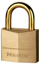 MasterLock messing hangslot 45mm x 6mm, 645EURD