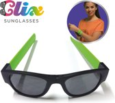 Clix Sunglasses Green