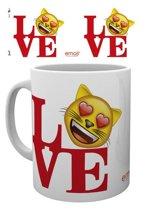 Emoji Love - Mok