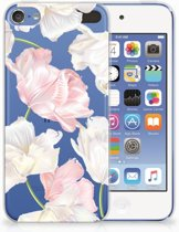 Apple iPod Touch 5 | 6 TPU Hoesje Design Lovely Flowers