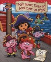 Met piraat Dora op zoek naar de schat