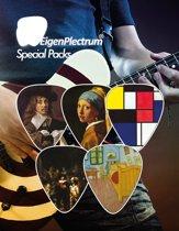 Gitaar Plectrums - Hollandse Meester - Pack 1