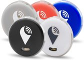 TrackR Pixel - 5 pack - Black / White / Silver / Red / Blue