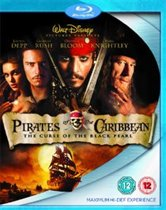 Pirates Of The Caribbean 1 (import) (blu-ray)