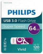 Philips Vivid USB3.0 64 GB