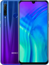 Honor 20 Lite - 128GB - Phantom Blue (Blauw)