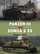 Panzer III vs Somua S 35