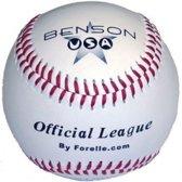 Benson Soft-T Zachte Softball - white - 12 inch