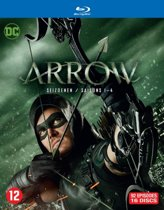 Arrow - Seizoen 1 t/m 4 (Blu-ray)