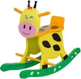 Baninni Rocking Animals - Hobbeldier Charlie De Giraf