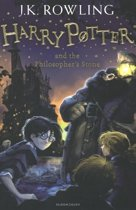 Boek cover (01): Harry Potter and the Philosophers Stone (New Edn) van J.K. Rowling