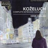 Complete Keyboard Sonatas 5