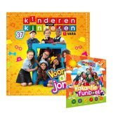 Kinderen voor Kinderen 37 - Voor Altijd Jong! (Inclusief Doeboek)
