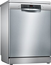 Bosch SMS46AI05E Serie 4 - Vrijstaande vaatwasser - Inox look