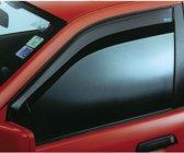 Zijwindschermen Nissan X-Trail 5 Deurs 2007-
