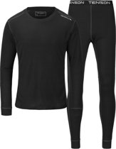 Tenson Malik Thermoset Heren - Black - L