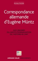 Correspondance allemande d'Eugène Müntz