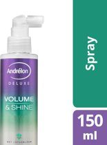 Andrélon Deluxe Volume & Shine Spray - 150 ml