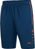 Jako Active Trainingsshort - Shorts  - blauw donker - S