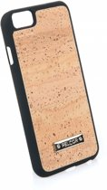 Pelcor Backcover iPhone 8 Plus / 7 Plus - Bruin/Zwart