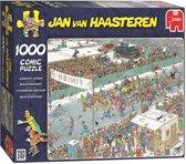 Jan van Haasteren Elfstedentocht 1000