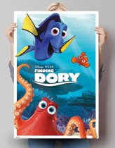 REINDERS Finding Dory - characters - Poster - 61x91,5cm